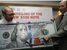 Cách nhận biết tờ 100 USD mới của Mỹ