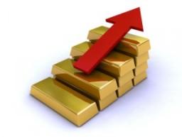 Giá vàng tăng vọt lên 1.364 USD/oz