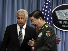 Mỹ và Trung Quốc nhất trí mở rộng quan hệ quân sự