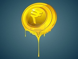 Rupee Ấn Độ tiếp tục mất giá kỷ lục