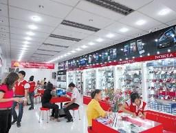 Smartphone đang thay đổi hành vi người tiêu dùng của người Việt