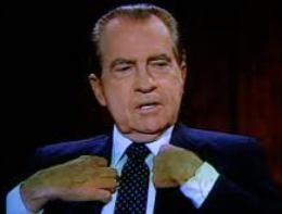 Những cuộc hội đàm bí mật cố tổng thống Richard Nixon trong những ngày cuối tại Nhà Trắng