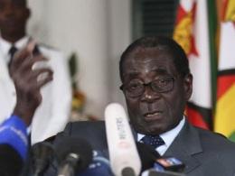 Tổng thống Zimbabwe nhậm chức