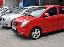 Đề xuất giữ thuế nhập khẩu ôtô ở 50% trong 3 năm tới