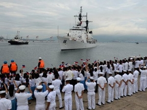Mỹ, Philippines cam kết tự do hàng hải tại Biển Đông