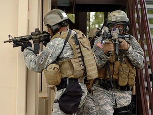 Đặc nhiệm Mỹ và CIA đã tiến vào Syria