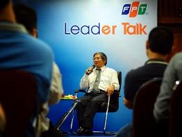 Tân CEO FPT Bùi Quang Ngọc mơ doanh thu 2 tỷ USD