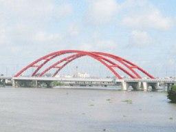 Hoàn thành cầu Bình Lợi mới bắc qua sông Sài Gòn