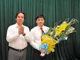 Phó Tổng giám đốc VietinBank Lê Đức Thọ được bổ nhiệm Chánh Văn phòng NHNN