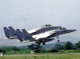 Nhật Bản điều chiến đấu cơ chặn máy bay Trung Quốc