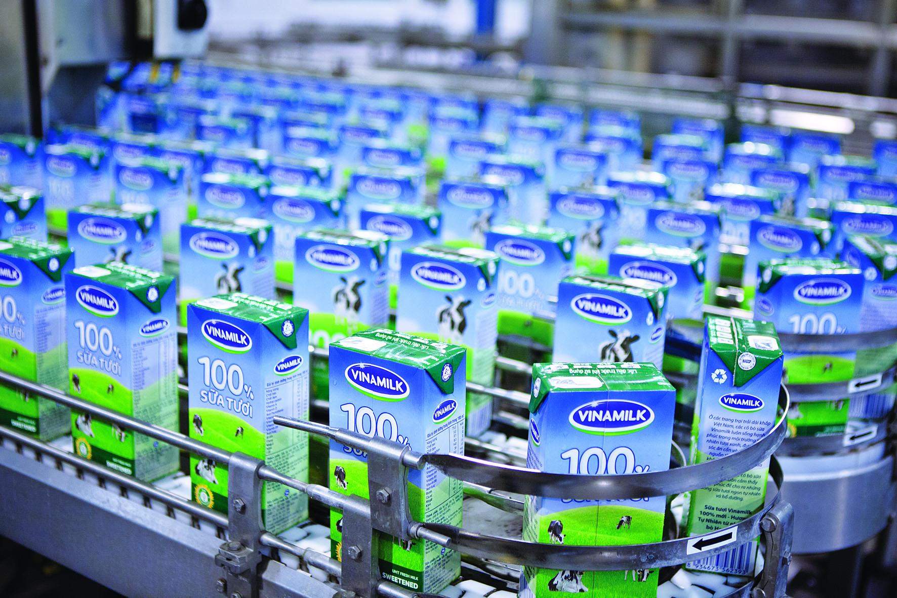 Vinamilk xuất khẩu 136 triệu USD 8 tháng đầu năm