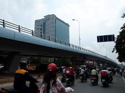 Hà Nội thông xe cầu vượt Trần Khát Chân vào 30/8 tới