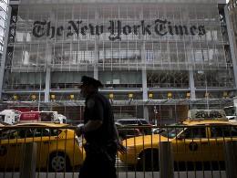 New York Times và Twitter bị hacker Syria tấn công