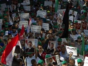 Anh em Hồi giáo nhượng bộ giải quyết khủng hoảng Ai Cập