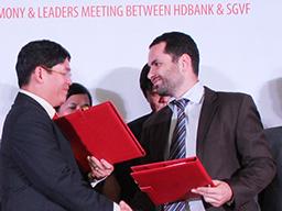 HDBank mua lại Công ty Tài chính Việt Société Générale