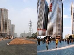 Trung Quốc chi 18 tỷ USD xây trung tâm tài chính