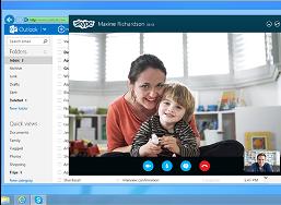 Skype đang phát triển công nghệ gọi video 3D