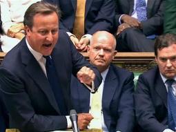 Quốc hội Anh phủ quyết tấn công Syria