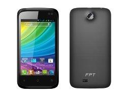 FPT ra mắt smartphone sử dụng hệ điều hành Android