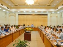 Thu ngân sách của TPHCM 8 tháng mới đạt hơn 60% dự toán năm