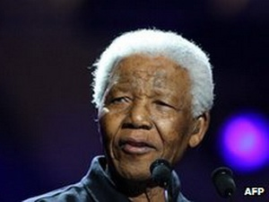 Cựu Tổng thống Nam Phi Nelson Mandela xuất viện