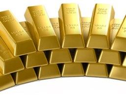 Giá vàng đầu tuần lao dốc xuống 1.373 USD/oz