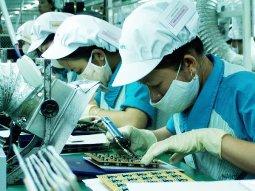 PMI sản xuất Việt Nam lên cao kỷ lục trong tháng 4