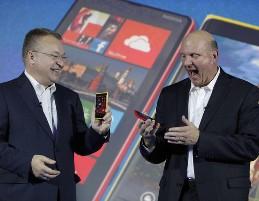 Microsoft tuyên bố mua lại mảng kinh doanh điện thoại của Nokia