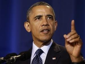 Tổng thống Mỹ Obama thăm châu Âu, hối thúc gây áp lực với Nga