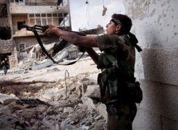 Phe đối lập Syria bất ngờ đe dọa tấn công Mỹ