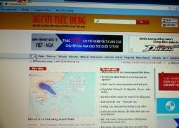 Báo điện tử Việt Nam tiếp tục bị tấn công DDos