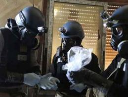 Anh bị nghi bán chất hóa học cho Syria