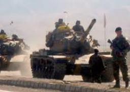 Thổ Nhĩ Kỳ đưa thêm quân đến biên giới Syria