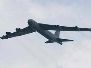 Mỹ có thể sử dụng B-52 và B-2 để không kích Syria