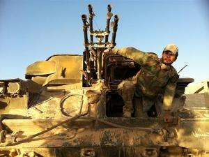 Syria trong trạng thái trực chiến