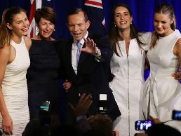 Đảng đối lập giành thắng lợi trong cuộc bầu cử tại Australia