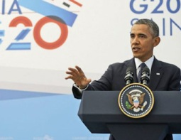 Ông Obama thừa nhận thất bại tại G20