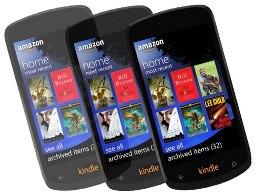Amazon cung cấp điện thoại Kindle Phone miễn phí