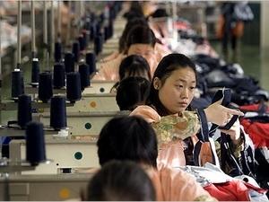Thặng dư thương mại Trung Quốc tăng trưởng mạnh