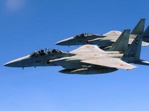 Nhật Bản điều chiến đấu cơ ngăn máy bay ném bom Trung Quốc