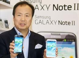 Samsung bán được hơn  38 triệu Galaxy Note