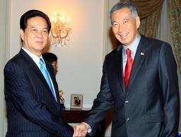 Thủ tướng Singapore Lý Hiển Long và phu nhân sẽ thăm Việt Nam