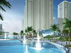 Royal City và Times City được đầu tư thêm bể bơi chung và nhiều tiện ích