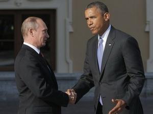 Ông Putin cảnh báo Mỹ về vấn đề Syria