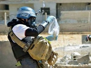 Syria bí mật phân tán các kho vũ khí hóa học