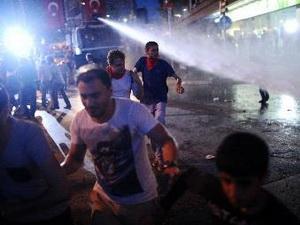 Làn sóng biểu tình đang lan rộng trên khắp Thổ Nhĩ Kỳ