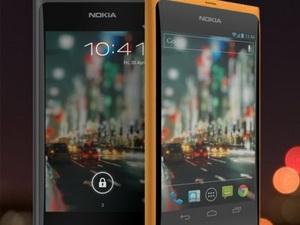 Nokia ngầm phát triển smartphone chạy Android
