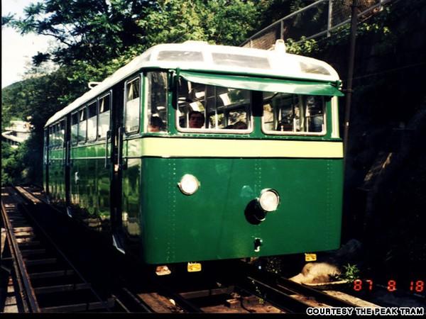 Xe điện Peak Tram, biểu tượng du lịch 125 năm tuổi của Hong Kong