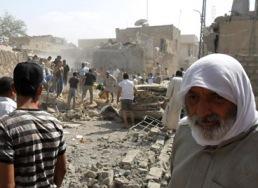 Tấn công khủng bố rung chuyển Iraq