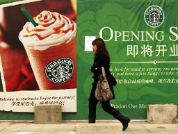 Tại sao cà phê Starbucks quá đắt tại Trung Quốc?